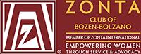 Logo Zonta Club of Bozen-Bolzano
